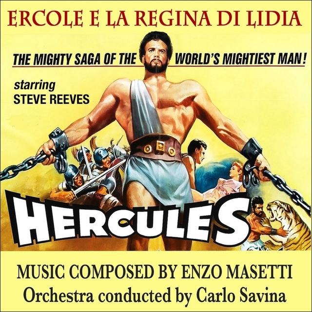 Hercules unchained (Ercole e la regina di lidia)