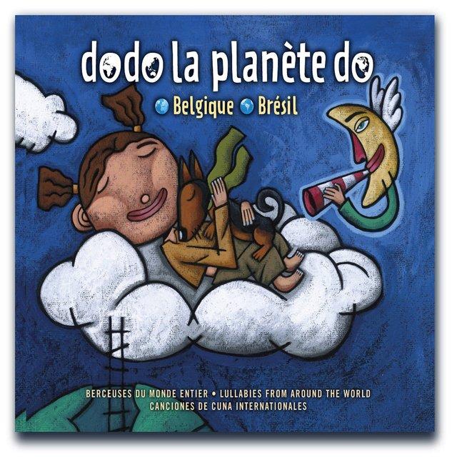 Couverture de Dodo la planète do: Belgique-Brésil