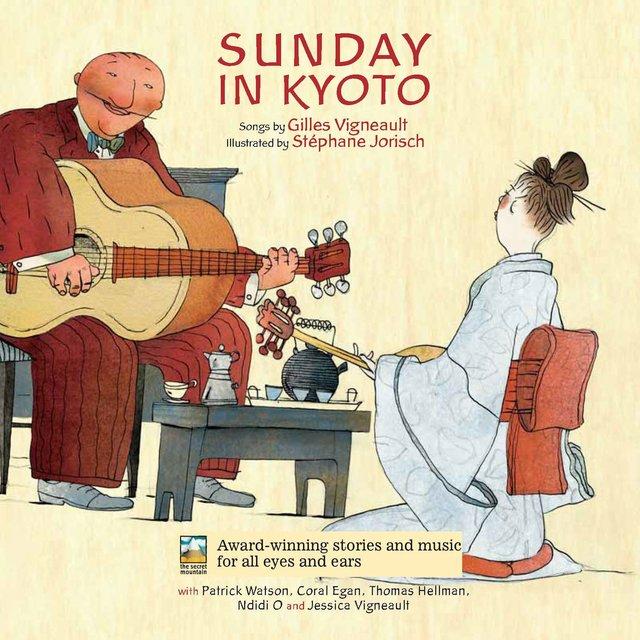 Couverture de Sunday in Kyoto