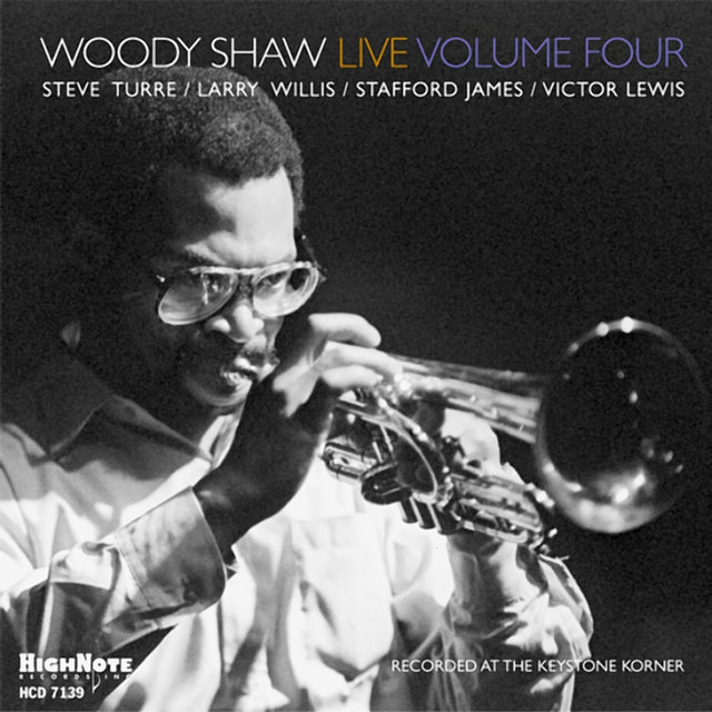Woody Shaw Live, Vol. 4