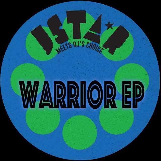 Couverture de Warrior - EP