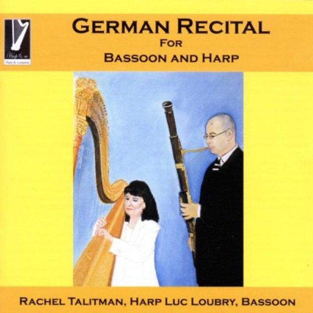 German Recital for Bassoon and Harp