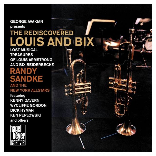 The Re-Discovered Louis and Bix