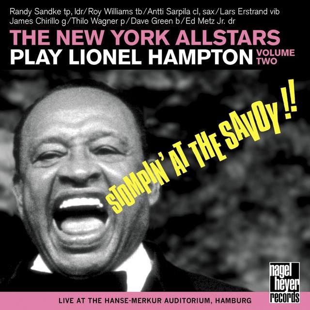 Stompin' at the Savoy!!
