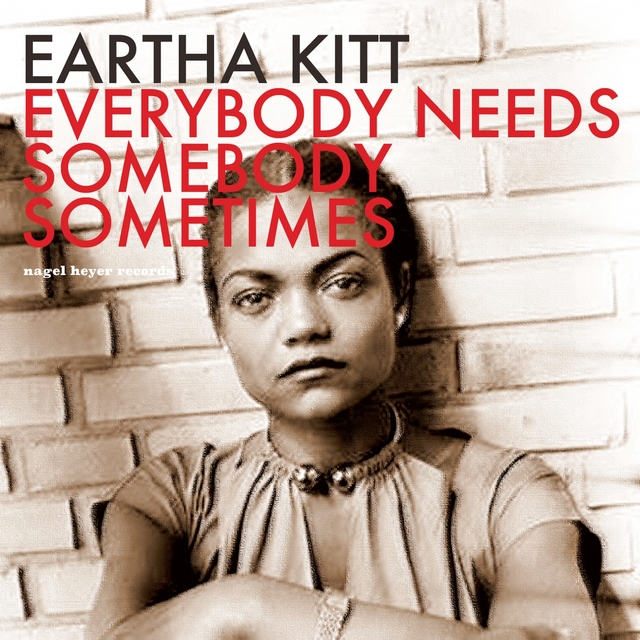 Couverture de Everybody Needs Somebody Sometimes