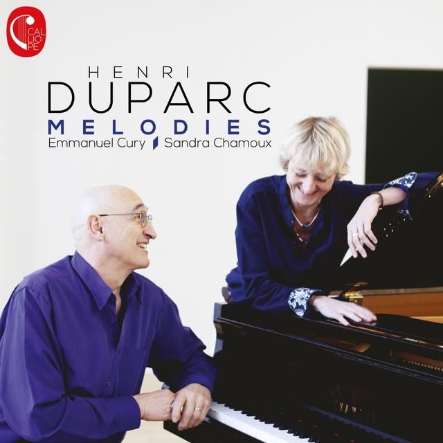 Henri Duparc: Mélodies