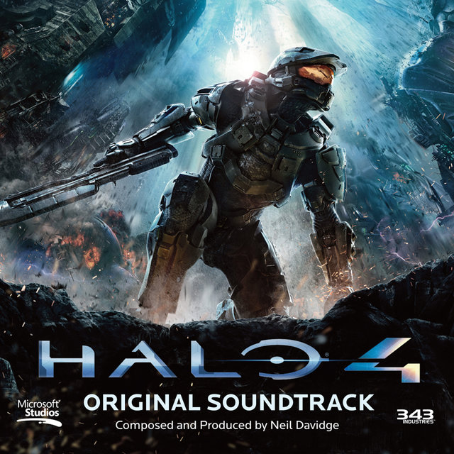 Halo 4 (Original Game Soundtrack)