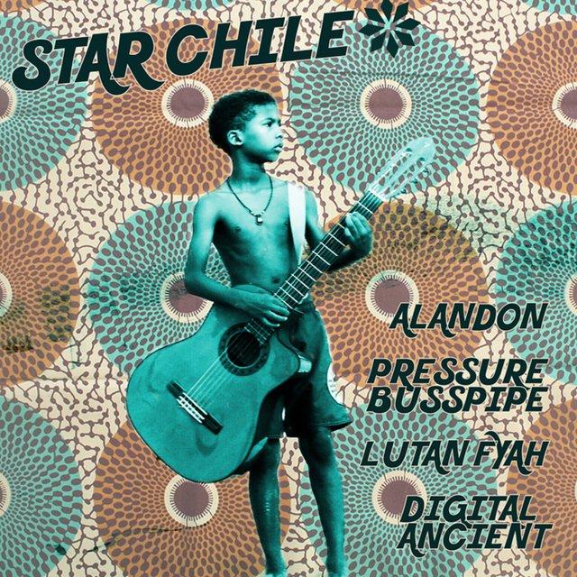 Couverture de Star Chile