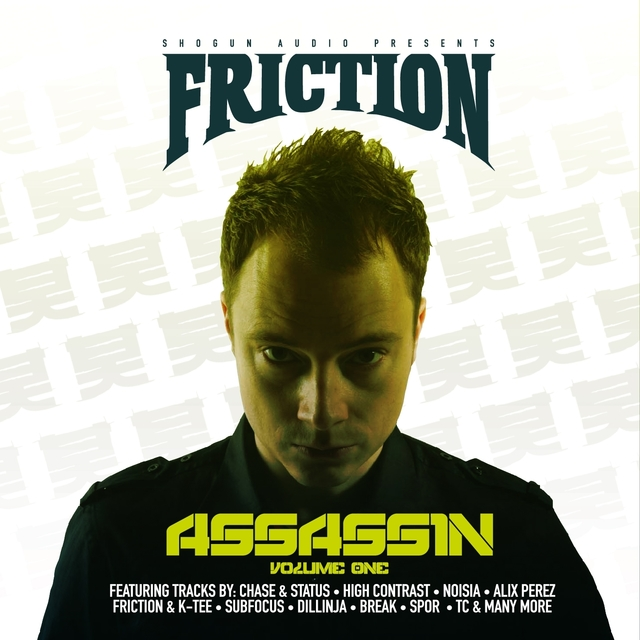 Shogun Audio Presents Friction Assassin, Vol. 1