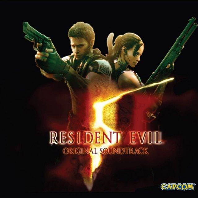 Resident Evil 5 (Original Game Soundtrack)