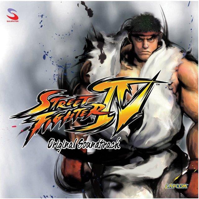 Street Fighter IV (Original Game Soundtrack)