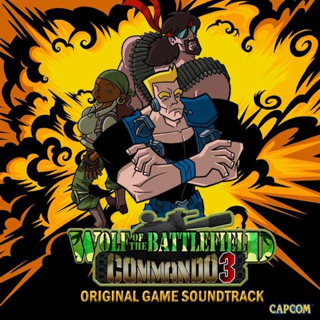 Commando 3: Wolf of the Battlefield (Original Game Soundtrack)
