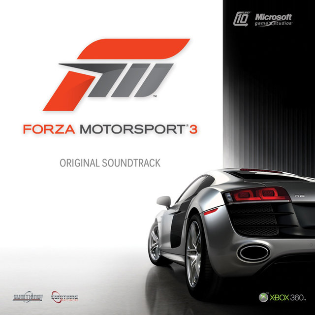 Forza Motorsport 3 (Original Game Soundtrack)