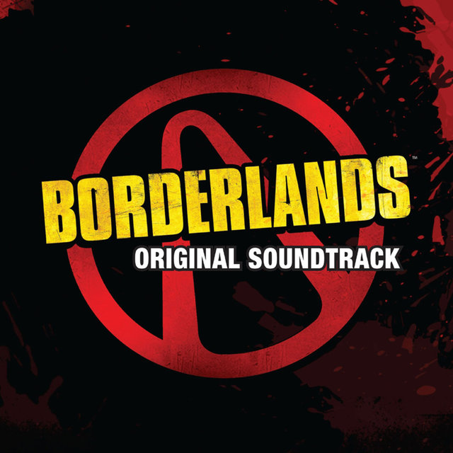 Couverture de Borderlands (Original Game Soundtrack)
