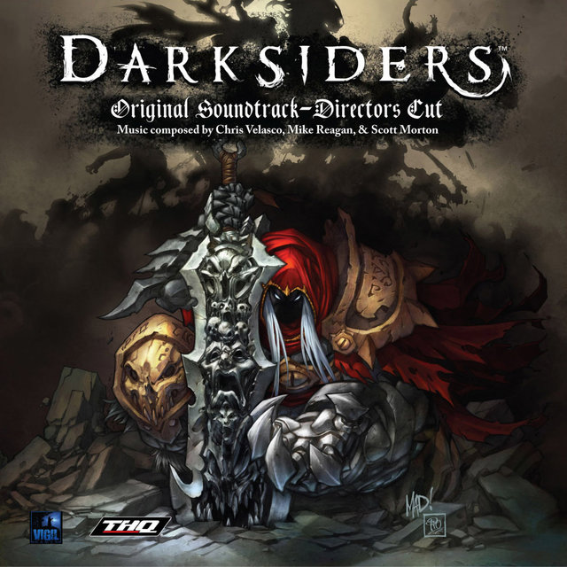 Darksiders (Original Game Soundtrack) [Directors Cut]