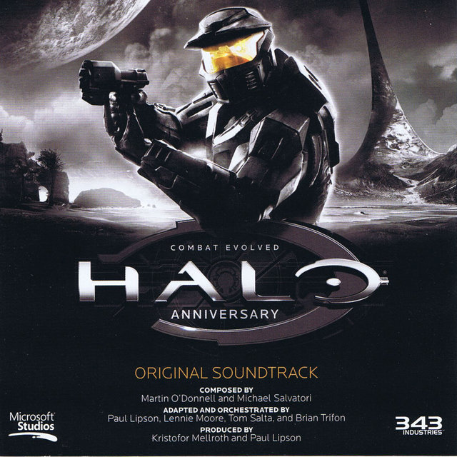 Halo: Combat Evolved Anniversary (Original Game Soundtrack)