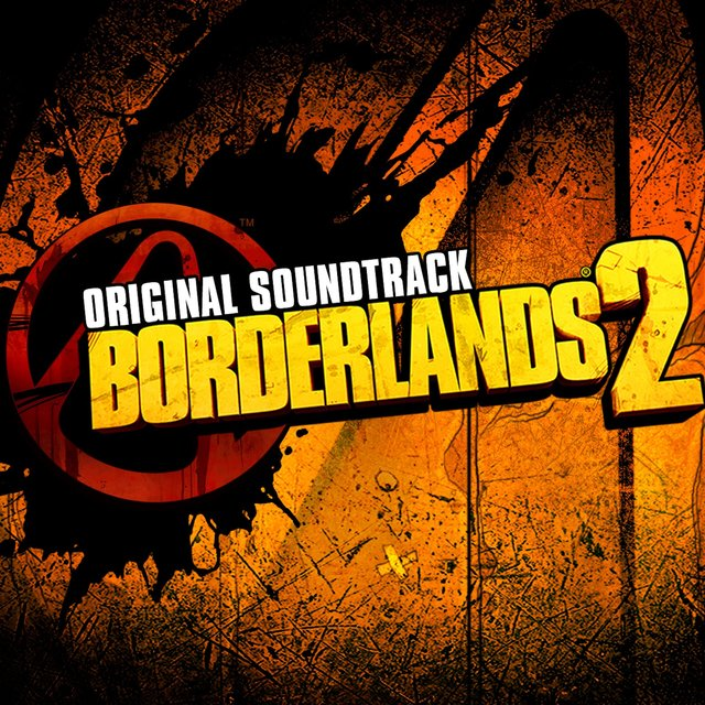 Couverture de Borderlands 2 (Original Game Soundtrack)