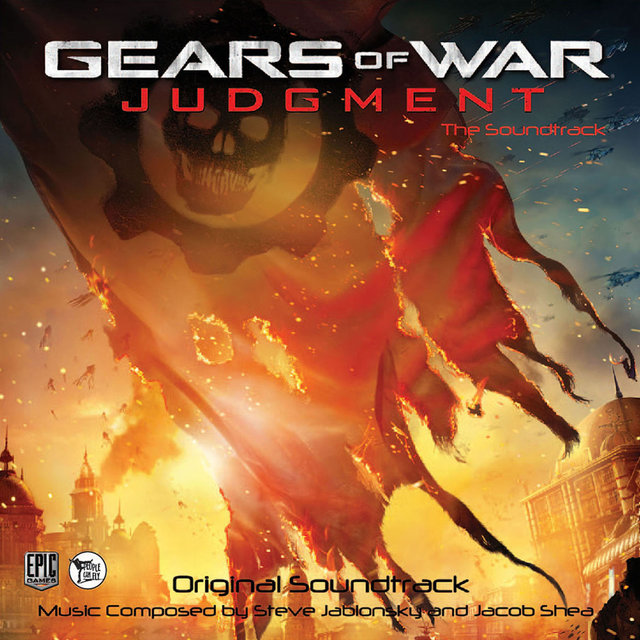 Gears of War: Judgment (Original Game Soundtrack)