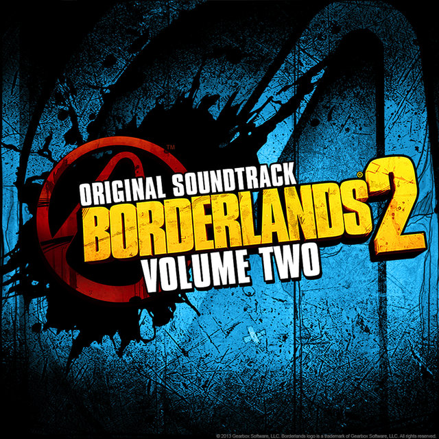 Couverture de Borderlands 2: Volume Two (Original Game Soundtrack)