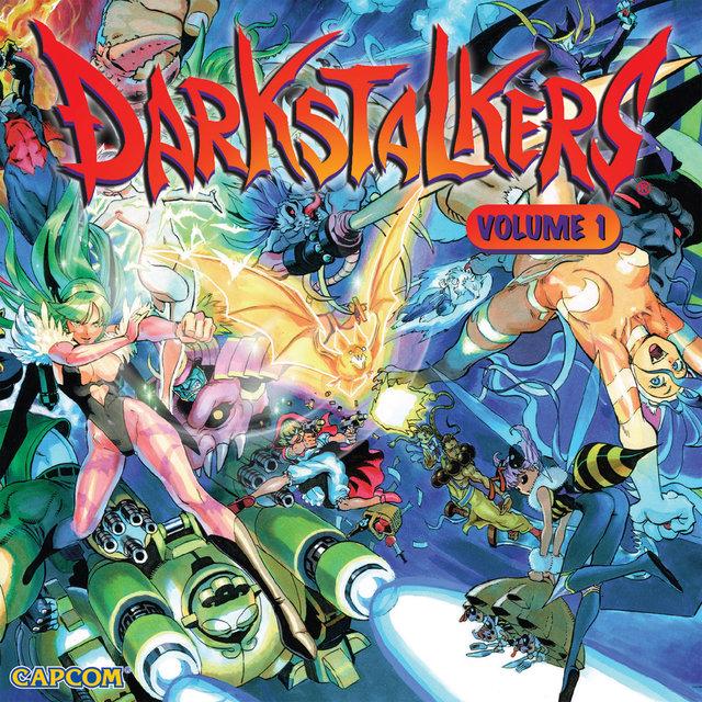 Darkstalkers, Vol. 1 (Original Game Soundtrack)