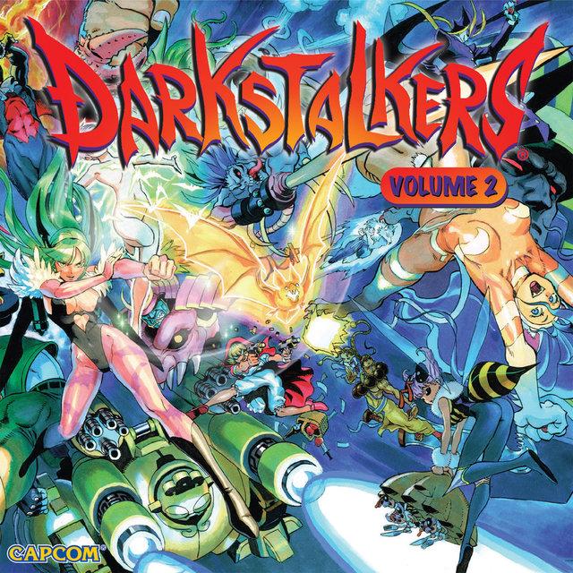 Couverture de Darkstalkers, Vol. 2 (Original Game Soundtrack)