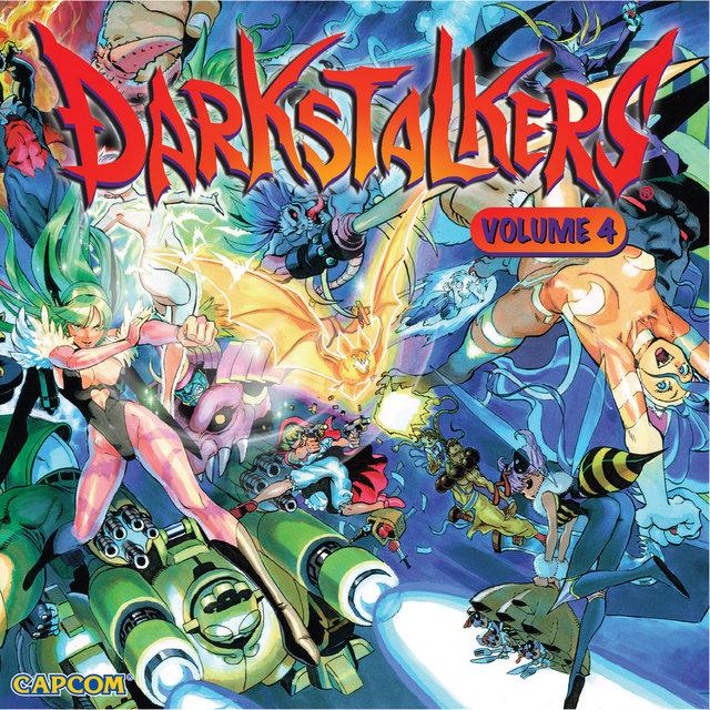 Darkstalkers, Vol. 4 (Original Game Soundtrack)