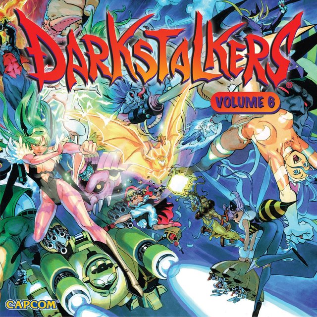 Darkstalkers, Vol. 6 (Original Game Soundtrack)
