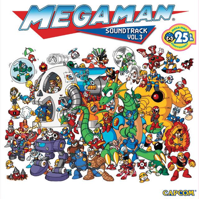 Mega Man, Vol. 3 (25th Anniversary) [Original Game Soundtrack]