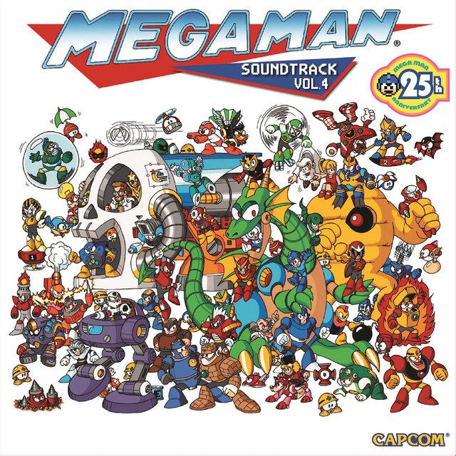 Mega Man, Vol. 4 (25th Anniversary) [Original Game Soundtrack]