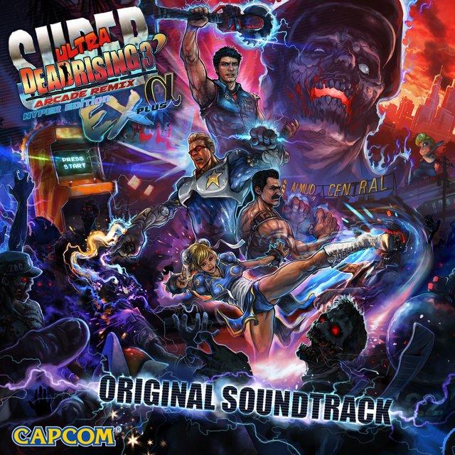 Super Dead Rising 3 Arcade Remix Hyper Edition EX Alpha (Original Game Soundtrack)