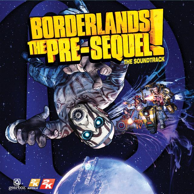 Couverture de Borderlands: The Pre-Sequel (The Soundtrack)