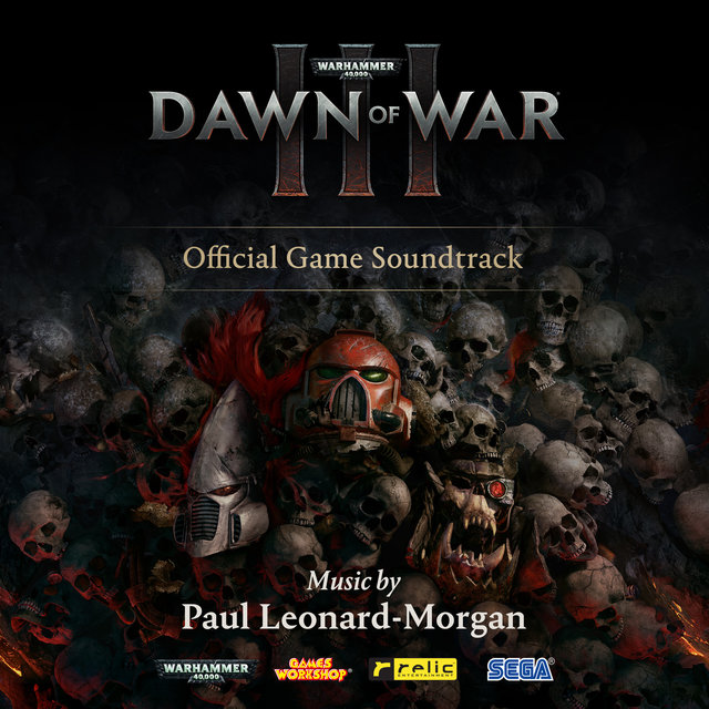Warhammer 40,000: Dawn of War III (Original Game Soundtrack)