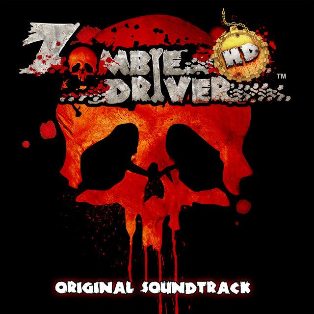 Couverture de Zombie Driver HD (Original Game Soundtrack)