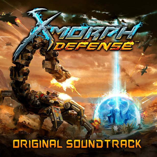 X-Morph: Defense (Original Game Soundtrack)