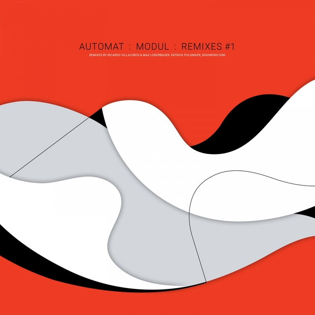 Couverture de Modul Remixes #1 (Incl. Remixes by Ricardo Villalobos & Max Loderbauer / Patrick Pulsinger / Shahrokh Dini)