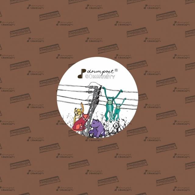 Drumpoems 1 EP