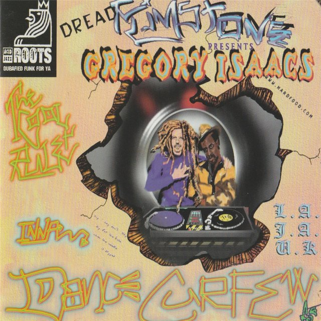 Dread Flimstone Presents Gregory Isaacs - Dance Curfew