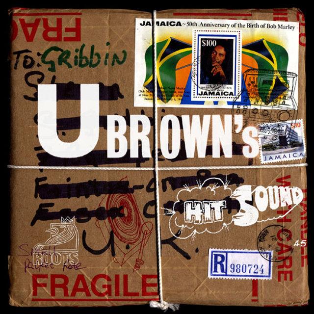 Couverture de U Brown's Hit Sound
