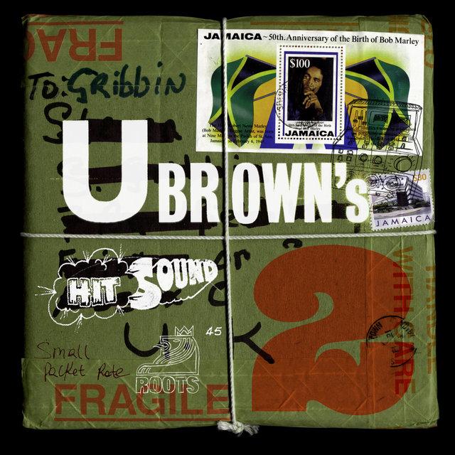 Couverture de U Brown's Hit Sound Vol. 2