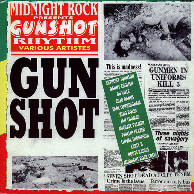 Couverture de Gunshot Rhythm