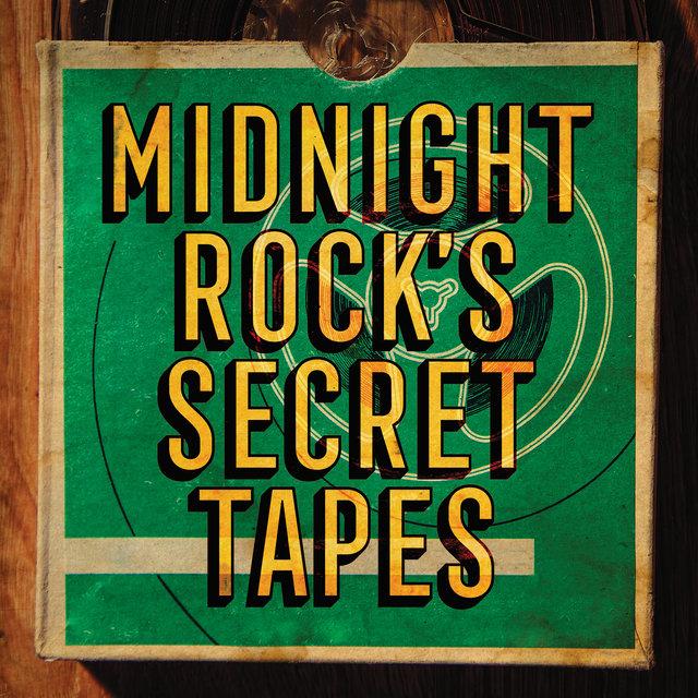 Couverture de Midnight Rock's Secret Tapes