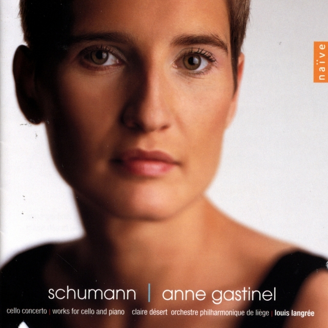 Schumann: Cello Concerto (Works for Cello and Piano)