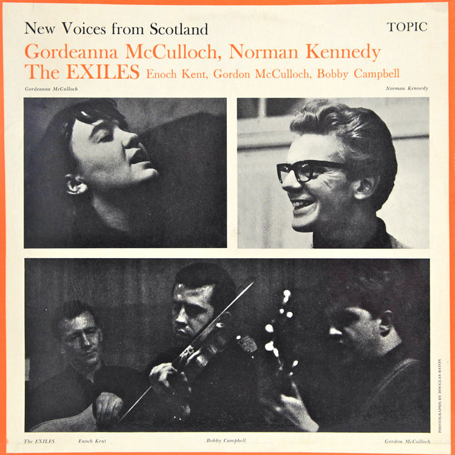 New Voices from Scotland