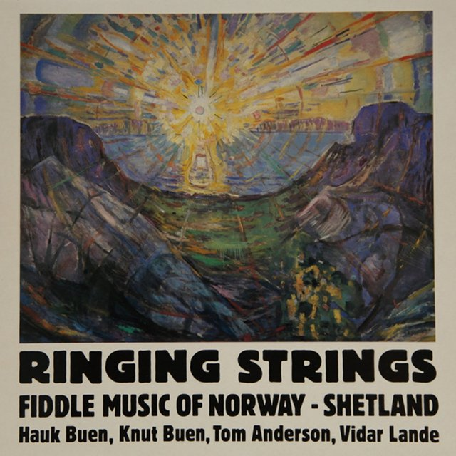 Ringing Strings / Fiddle Music of Norway-shetland
