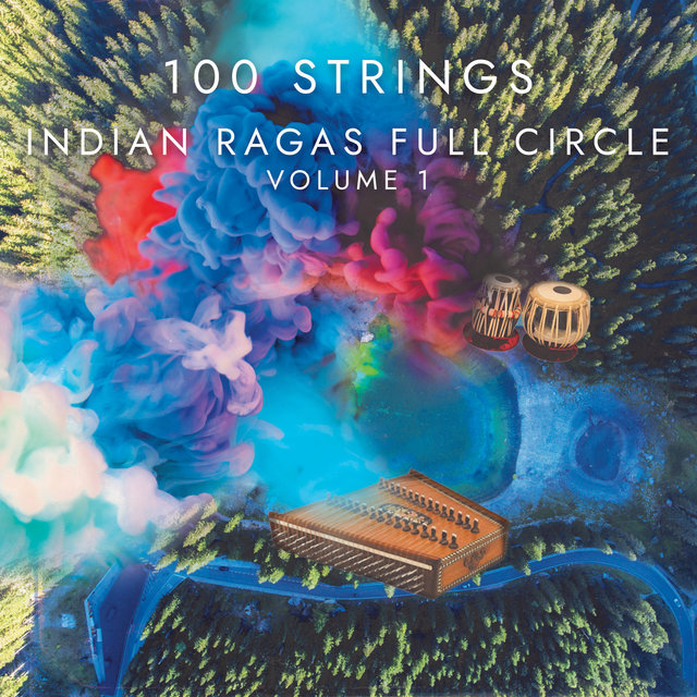 Indian Ragas Full Circle, Vol. 1