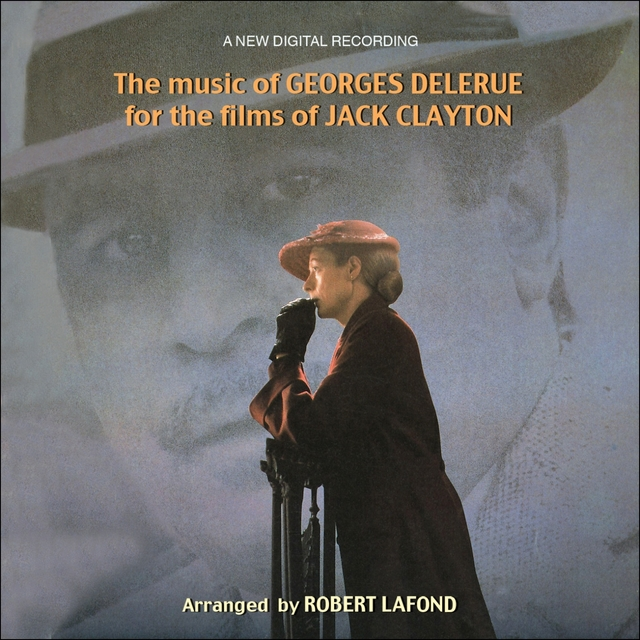 The Music of Georges Delerue for the Films of Jack Clayton