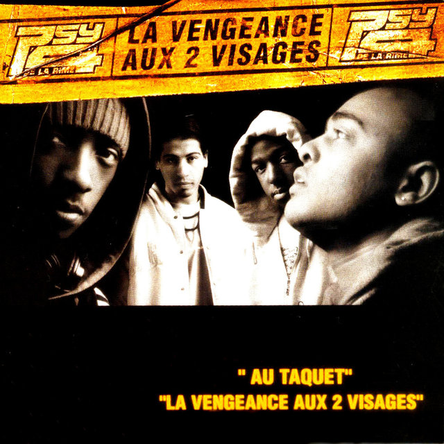 Couverture de La vengeance aux 2 visages - Single