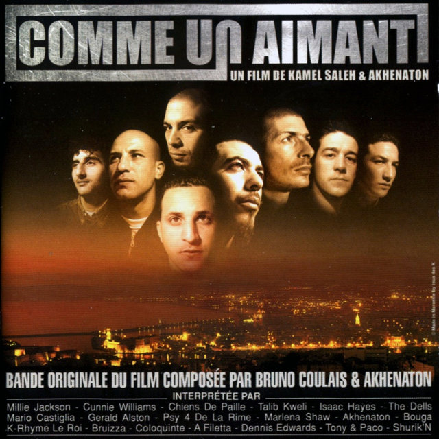 Couverture de Comme un aimant (Version 1) [Bande originale du film]