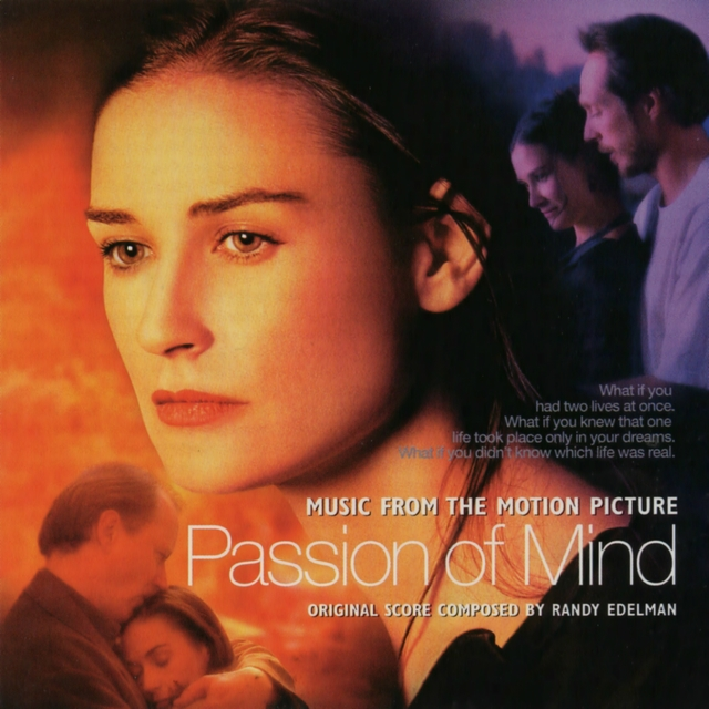 Couverture de Passion of Mind