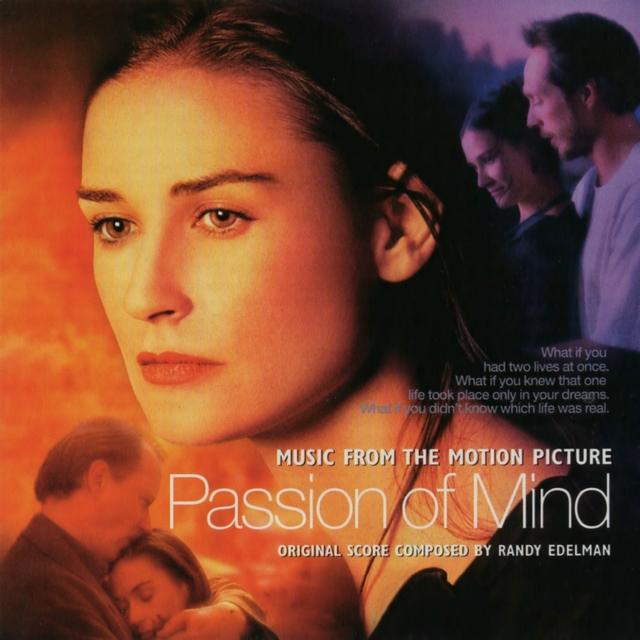 Couverture de Passion of Mind